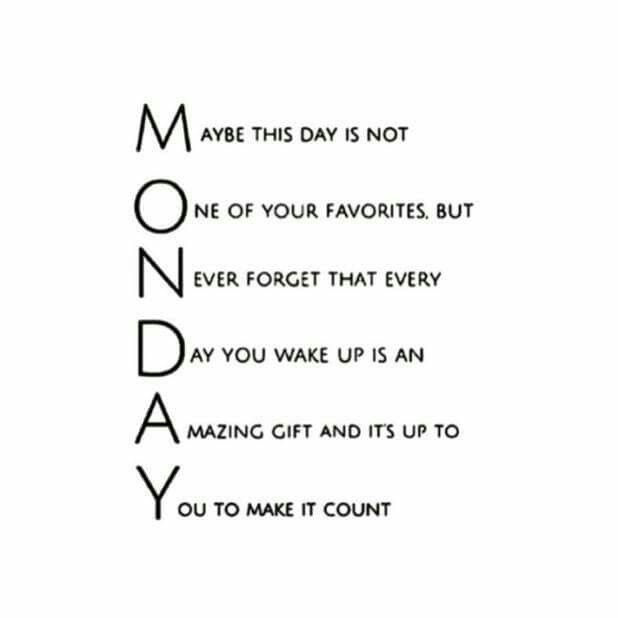 Monday Inspirational Quotes Cool 48 Inspirational Monday Quotes To Explode Your Motivation BayArt