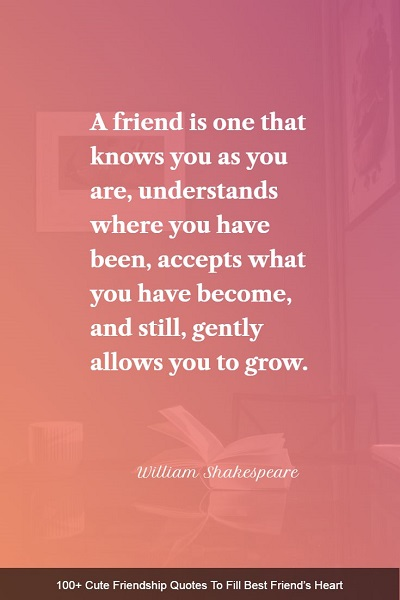 cute best friends quotes