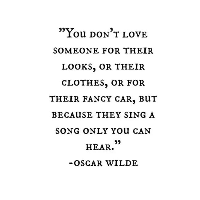 deep love for someone