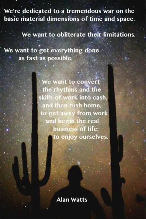 inspirational alan watts quotes