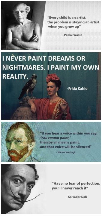 115+ EXCLUSIVE Drawing Quotes by Famous Artists