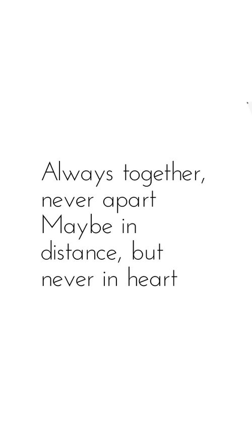 long distance relationship quotes and sayings