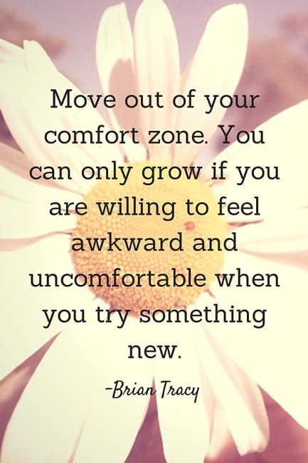 famous comfort zone quotes