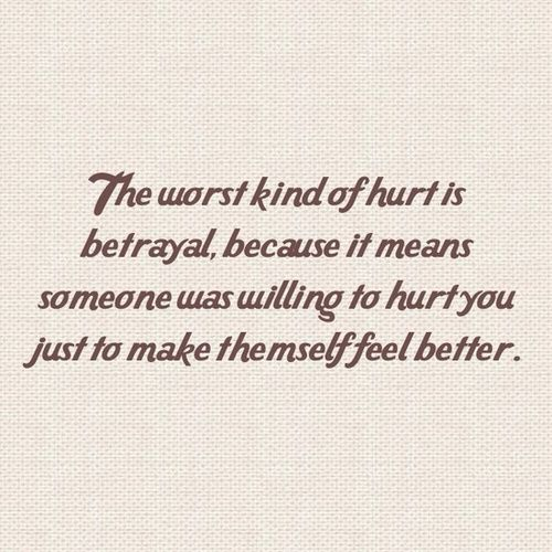 betrayal quotes and sayings