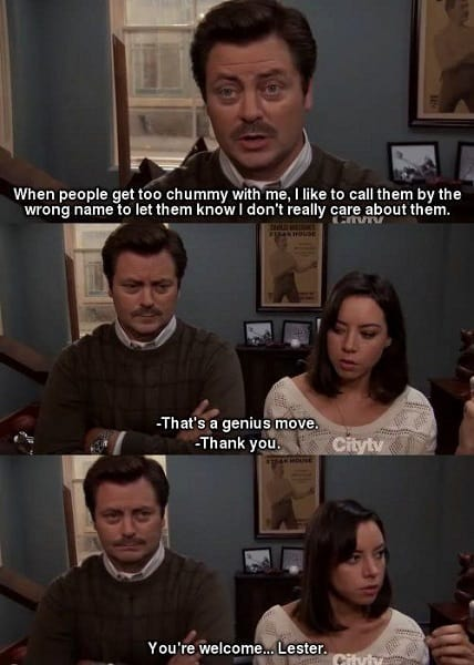 67+ TIMELESS Ron Swanson Quotes You Need Right Now