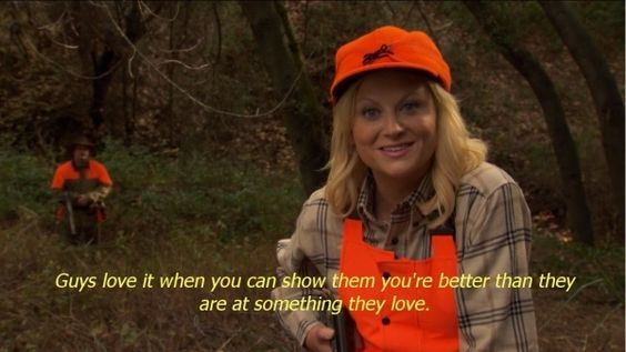 funny parks and rec quotes