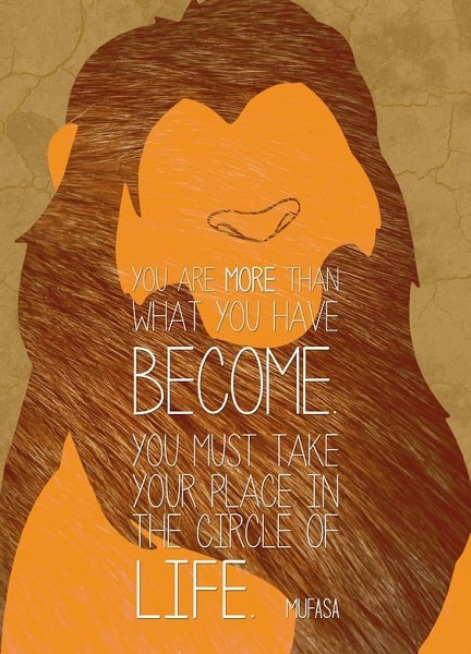 lion king quotes circle of life