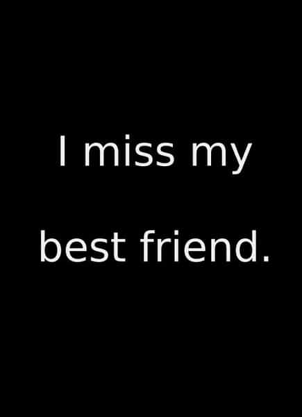Missing Old Friends Quotes : missing, friends, quotes, Friend, Quotes, Missing, Friends, BayArt