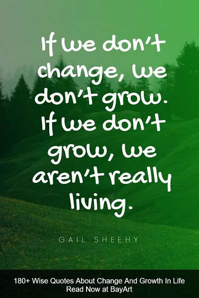 most powerful change sayings