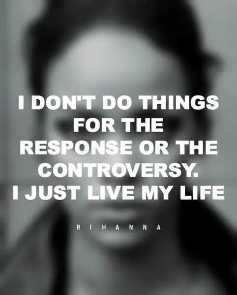 motivating rihanna quotes