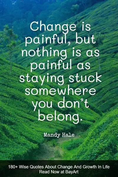motivational change quotes