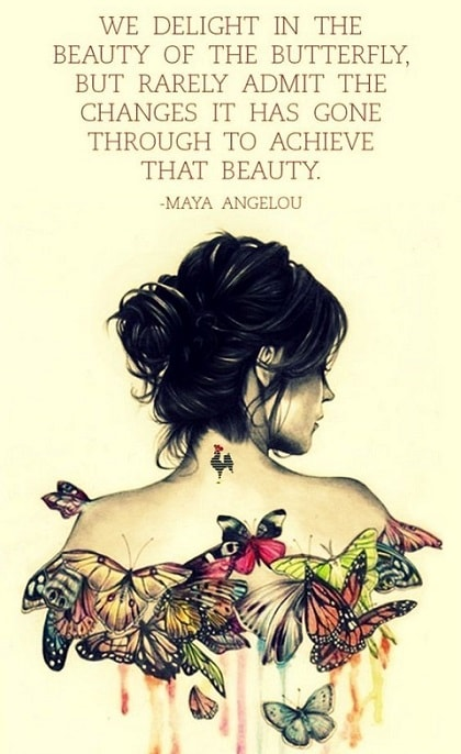 famous butterfly quotes
