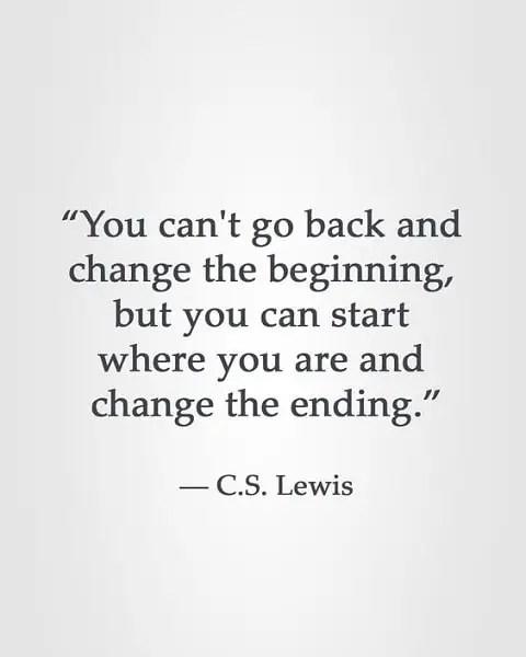 cs lewis quotes on purpose