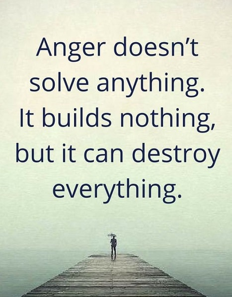 quotes on anger