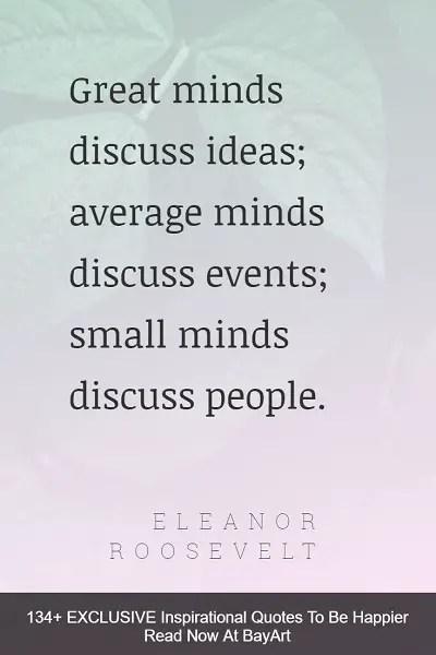 most inspiring sayings