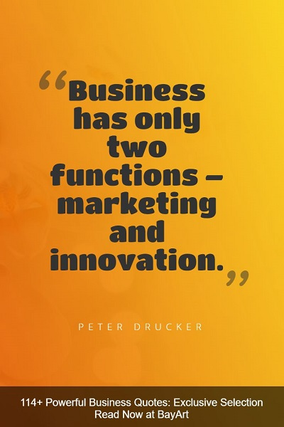 inspirational business quotes and sayings