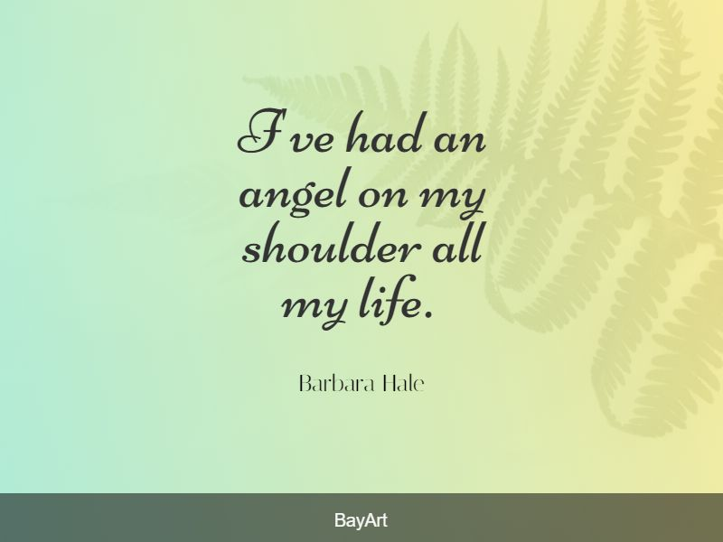 quotes about angel