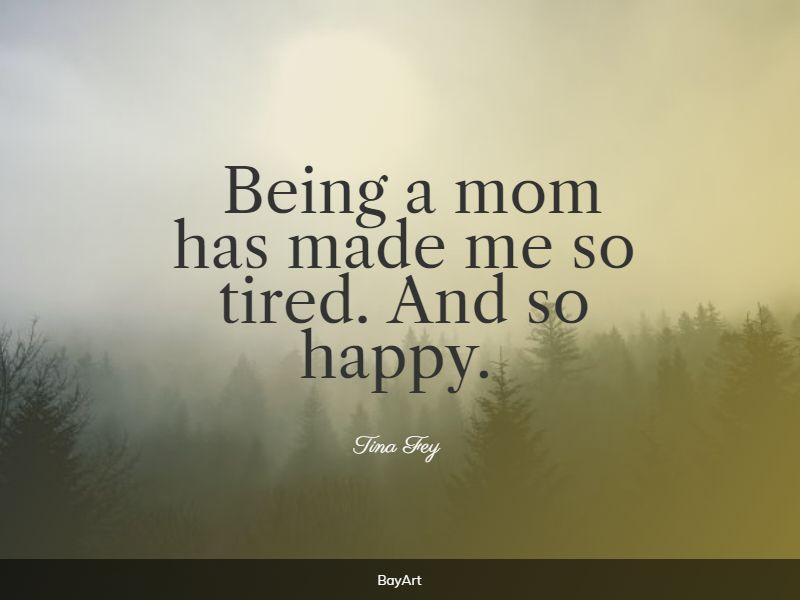 cute motherhood quotes