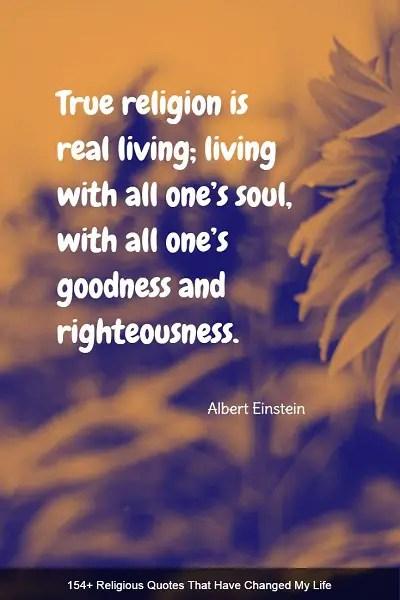 inspirational religion quotes