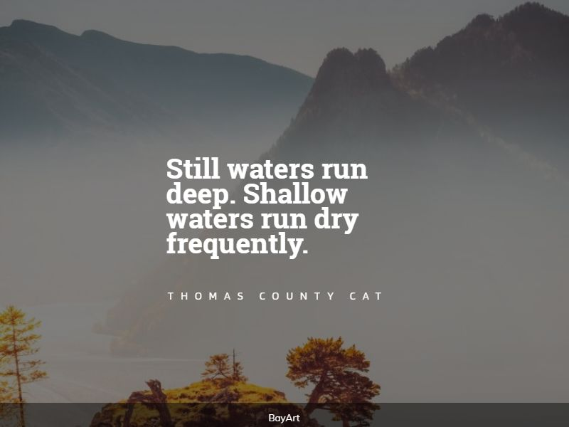 best water quotes