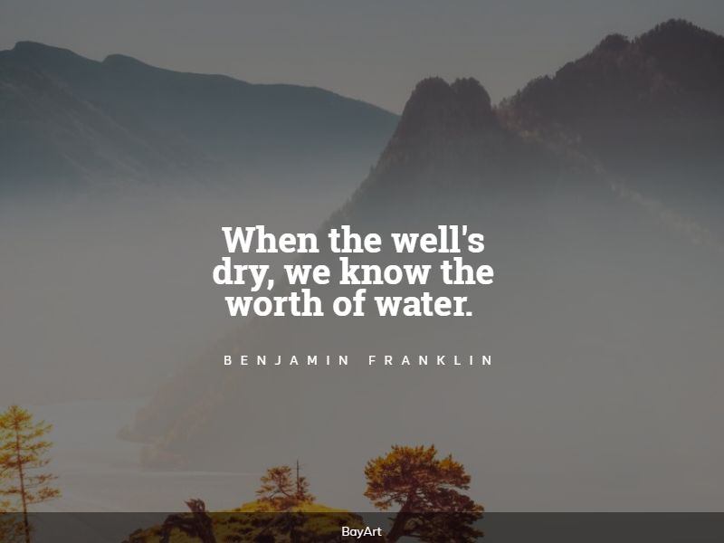 sweet water quotes