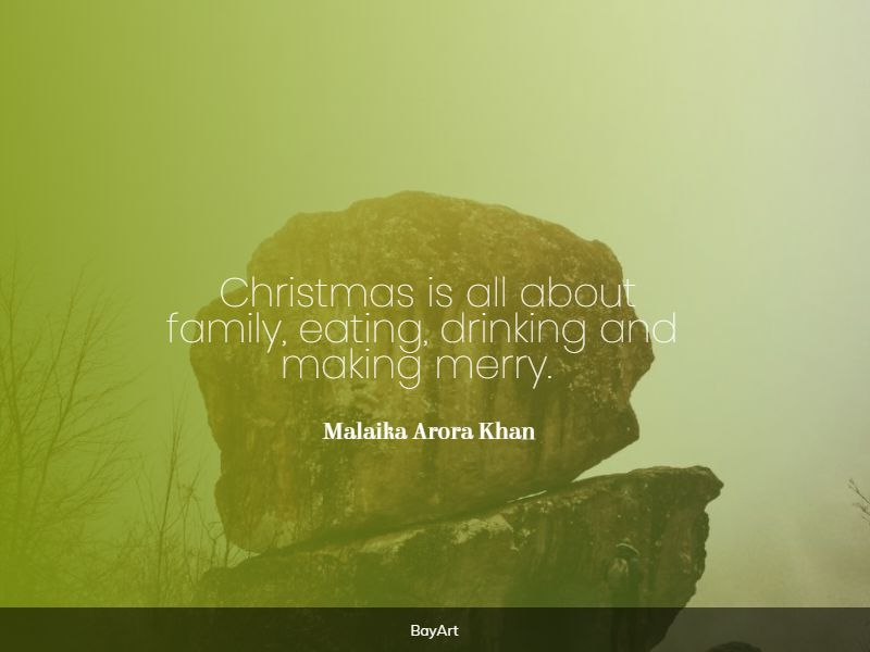 beautiful family christmas quotes