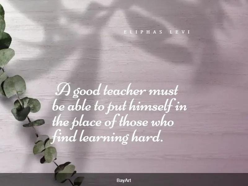 popular teacher quotes