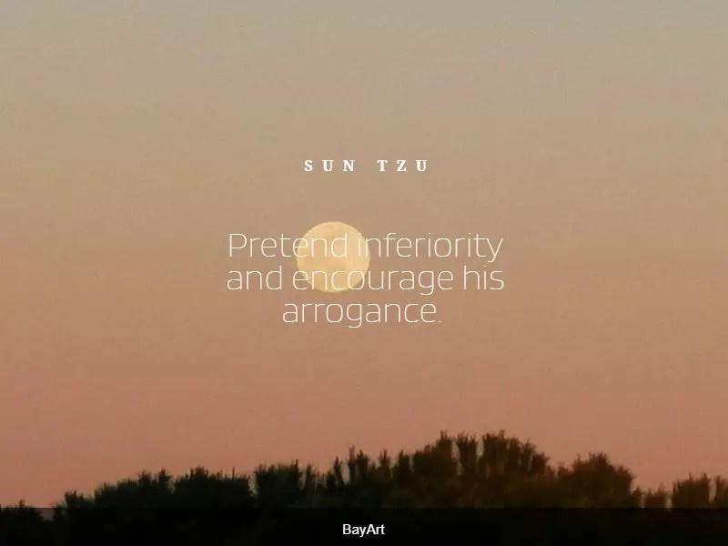 quotes on arrogance attitudes