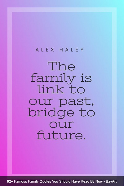 inspirational quotes and sayings about family