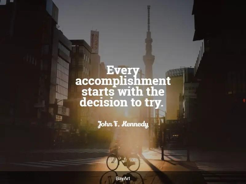 popular accomplishment quotes