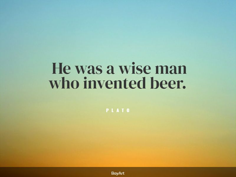 extremely funny beer quotes