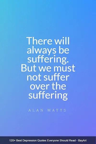 deep depression sayings