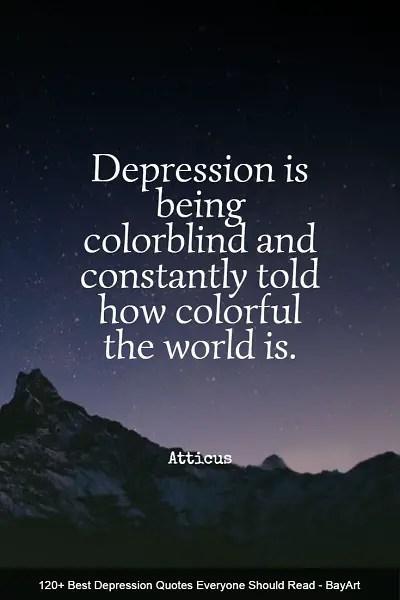 encouraging depression quotes