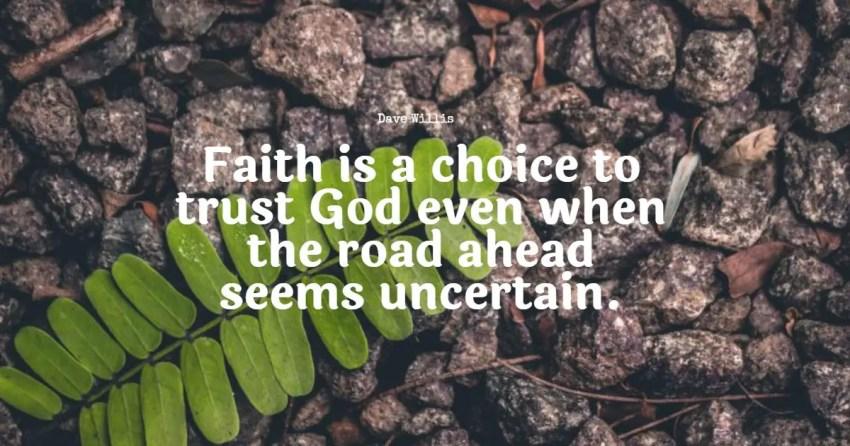 keep the faith quotes