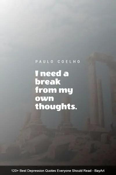 motivatiıng quotes about depression