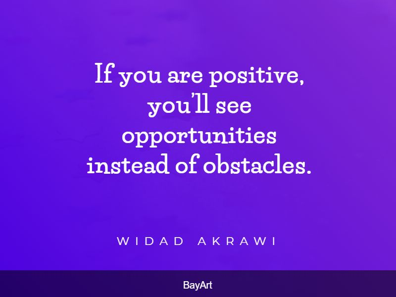 beautiful stay positive quotes