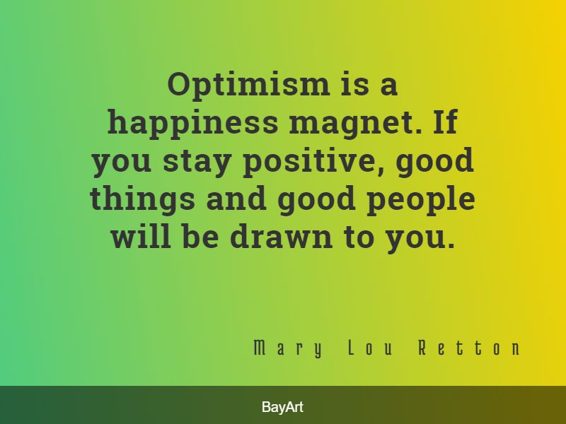 uplifting stay positive quotes