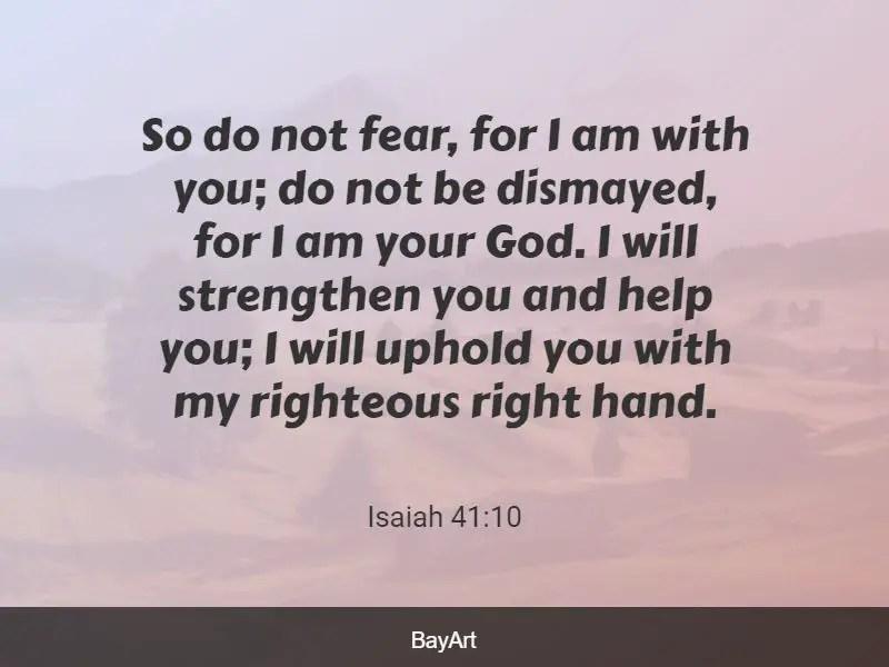 scriptures for sick