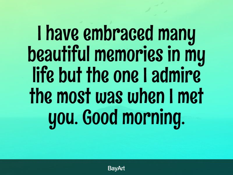 good morning text for boyfriend