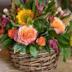 How To Create The Perfect Fall Flower Arrangement Bay Avenue