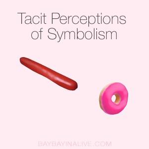 Tacit Perceptions of Symbolism