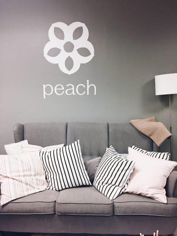 Peach is Such a Peach…