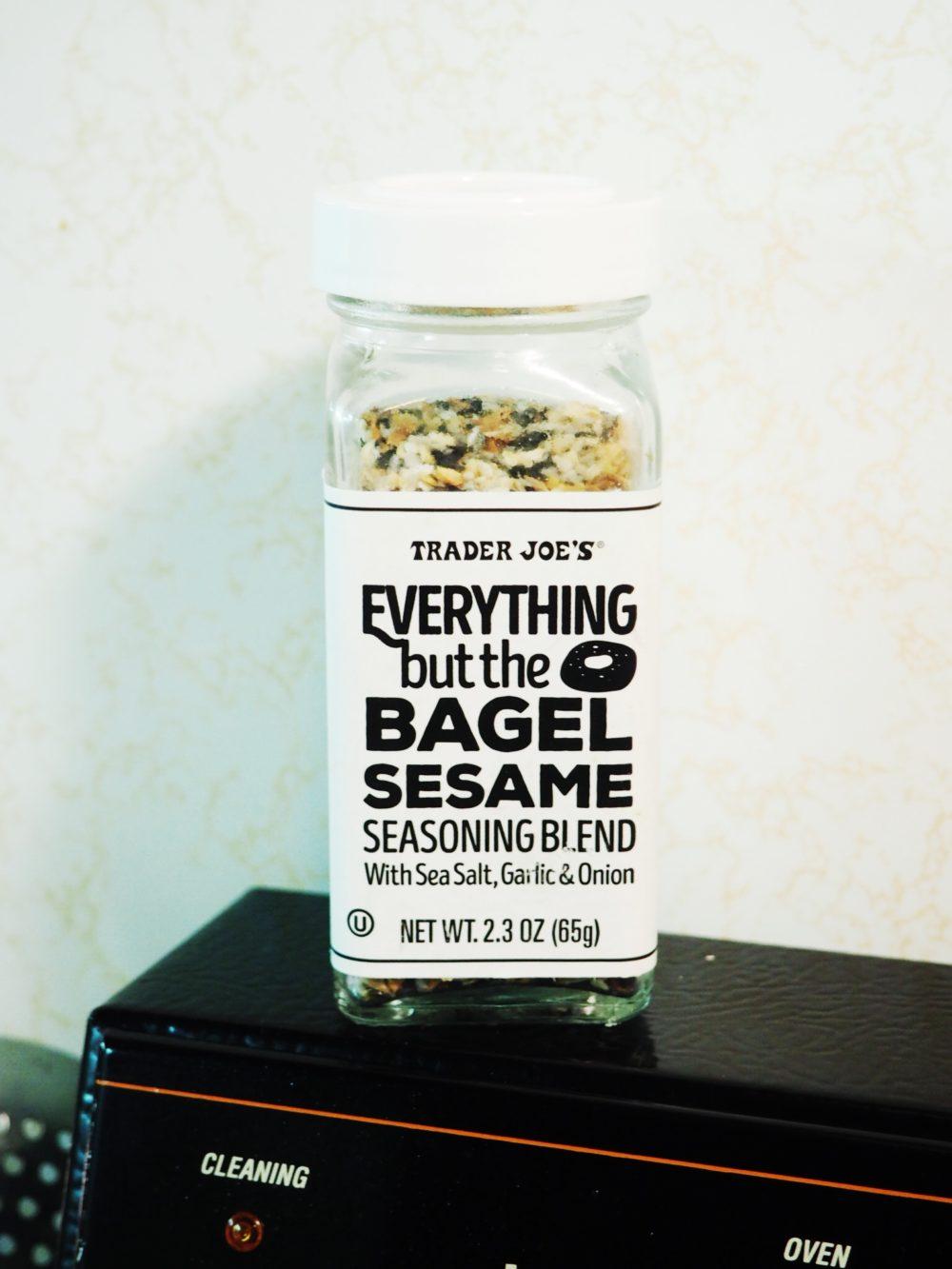 My Favorite Ways to Eat Everything But The Bagle Seasoning…