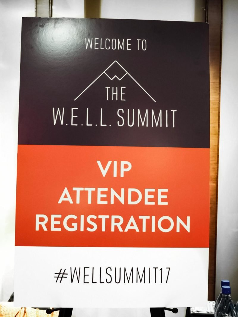 The Power of Yes and the W.E.L.L Summit