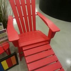Adirondack Chairs On Sale Hanging Chair Darwin Polywood With Ottoman Bay