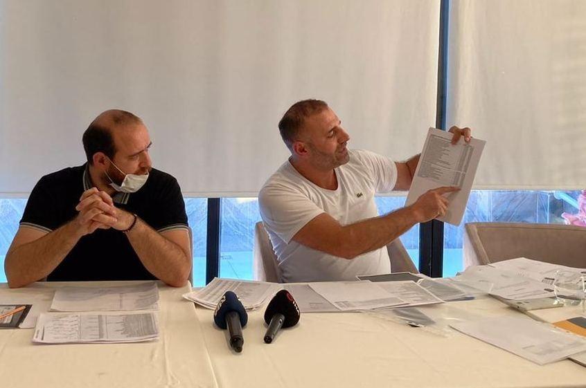 Kulüp Başkanı Saka ve avukat Yıldız'dan önemli açıklamalar
