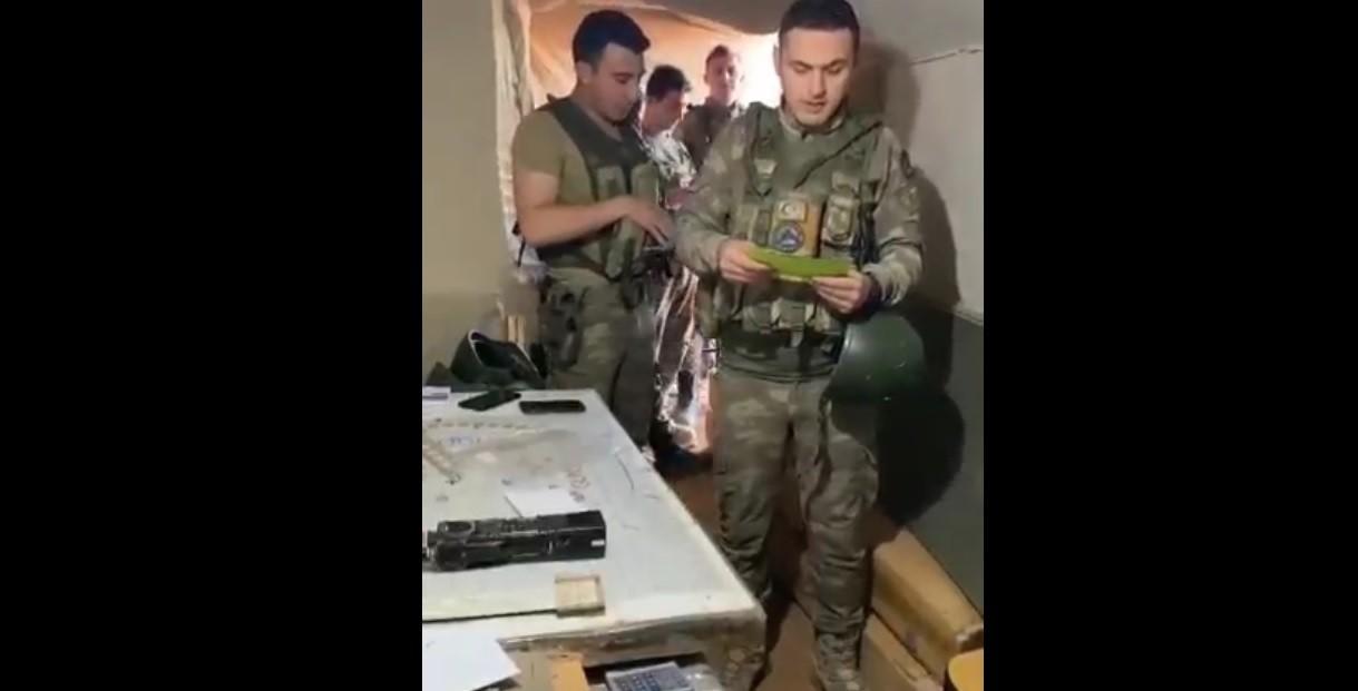 Suriye sınırında görev yapan Mehmetçiğe Bayburtlu öğrencilerden mektup