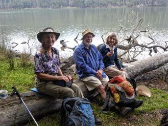 Carol, Bob and Elaine