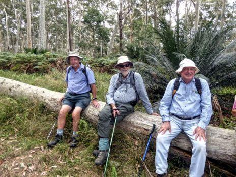 Len, Bob and Ian