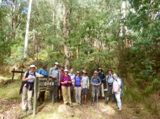 The end at Harrietville